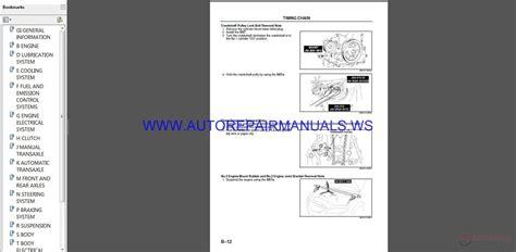 Mazda 6 Workshop Manual Auto Repair Manual Forum Heavy