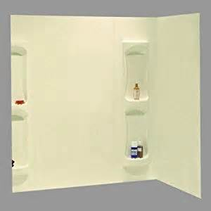 maax usa inc 5pc bone tub wall kit bathtub walls and