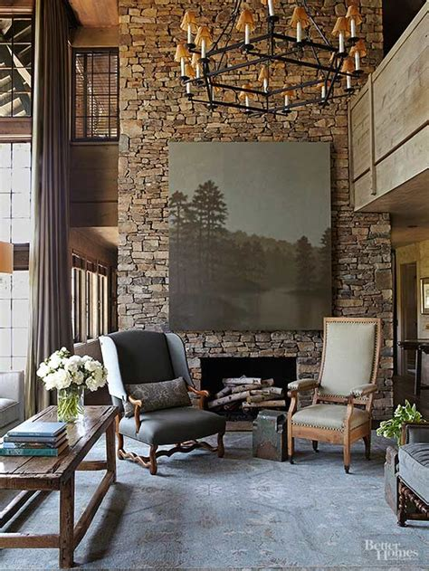 fireplace stacked stacked fireplace ideas