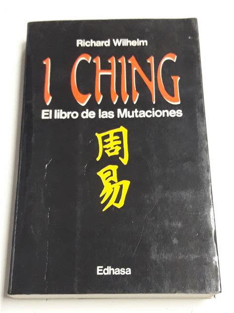 libro i ching i ching el libro de las mutaciones richard wilhelm libros de segunda mano baratos libros