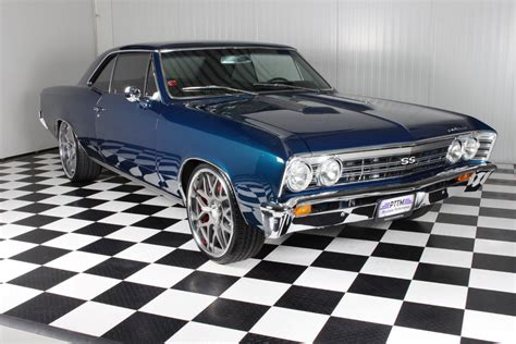 chevelle ss bigblock pro touring special  sale