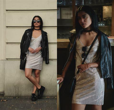 Carissa Platform Shoes by Carissa Alvarado Bershka Silver Slip Dress Bcbgen