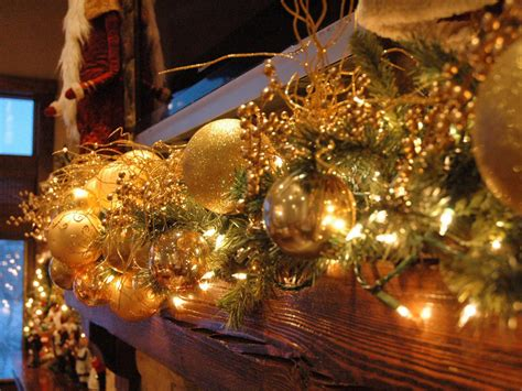 lighted garland for mantle indoor christmas decorations interior design styles and