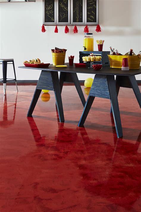 red floor paint decor cool home depot garage floor epoxy for tremendous