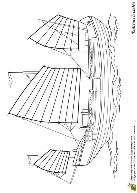 dessin d un bateau à voile dessin 224 colorier d un bateau 224 voiles un sang