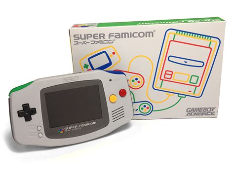 colored gaming colored gaming custom snes boy advance