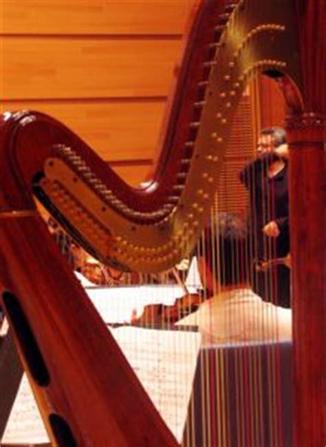 Harpa Alat Musik Gambar Alat Musik Harpa Dunia Ibu Org