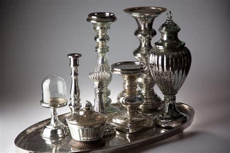 Kerzenleuchter Aus Glas by Baring Interiors Peasant Kerzenleuchter Aus Glas Silber