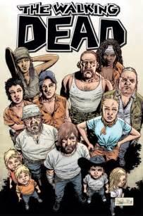 Comic con robert kirkman and charlie adlard talk the walking dead