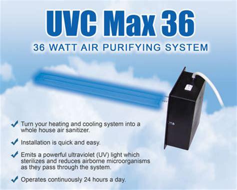 uv light air sanitizer