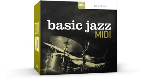 Midi Basic 2 2 basic jazz midi toontrack