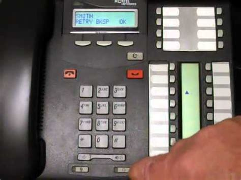 reset voicemail password nortel programming new voicemail mailbox to set norstar