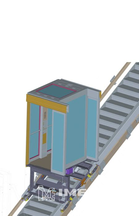 Ascenseur Incliné by Inclined Lifts Imem
