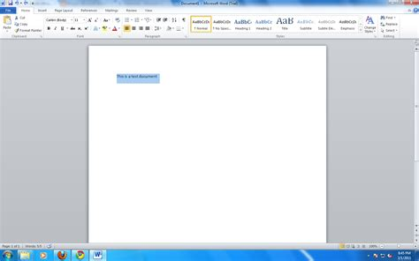 Microsoft Office Word 2010 Word In Microsoft Word 2010 Microsoft Office Support