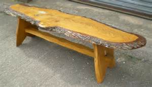 Rustic Log Coffee Table Rustic Look Log Style Coffee Table