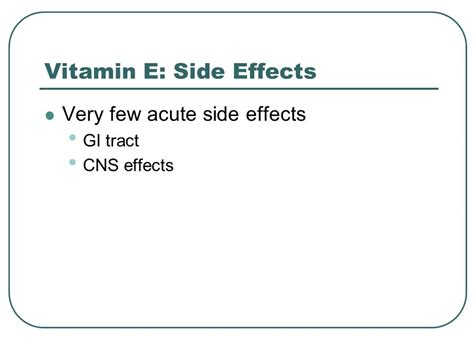 vitamin k supplement side effects the counter drugs and herbal products ppt
