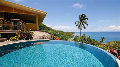 home infinity pool 10 stunning vacation home infinity pools abc news