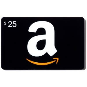 Amazon Gift Card 25 - win a 25 amazon gift card mybargainbuddy com