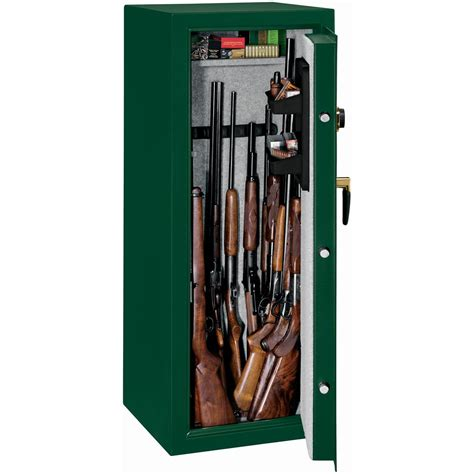 16 gun security safe with combination lock from stack on