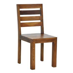 Distressed Dining Room Chairs reclaimed wood simple chair med brown