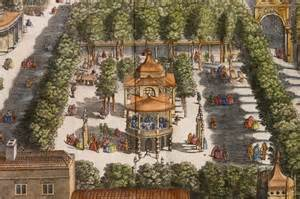 Vauxhall Pleasure Gardens 18th Century Subjects Medhurst