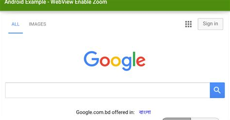 android layout enabled android how to enable webview zoom