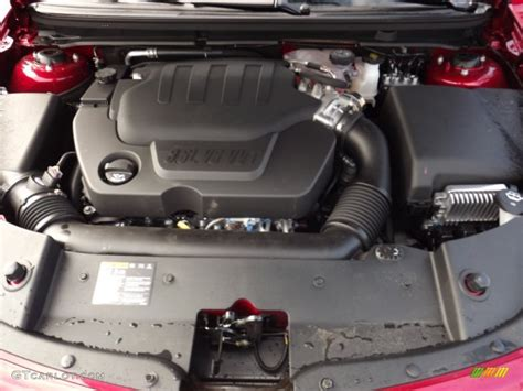 2012 Malibu Engine by 2012 Chevrolet Malibu Lt 3 6 Liter Dohc 24 Valve Vvt V6