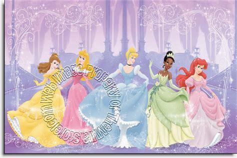 princess wall mural disney princess wall mural by roommates themuralstore