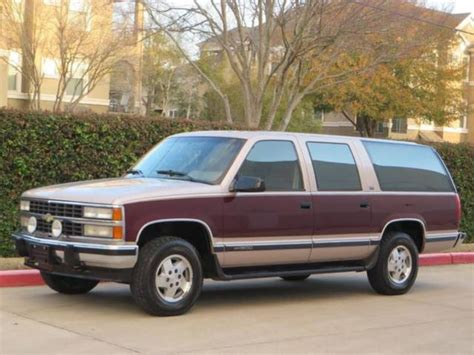 download car manuals 1993 chevrolet suburban 1500 security system service manual auto air conditioning repair 1998 chevrolet suburban 1500 electronic throttle