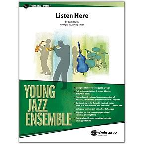 here come the vehicles listen books belwin listen here conductor score 2 medium easy