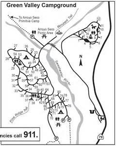 green valley california map green valley cground lake cuyamaca s p tenttalk