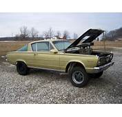 EBay Find Of The Day 66 Plymouth Barracuda Gasser  Rod Authority