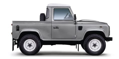 range rover defender pickup land rover defender 90 pick up slideshow autoviva com