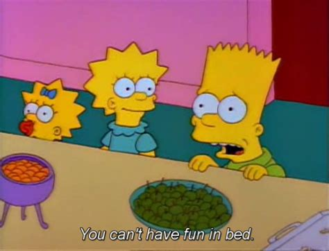 homer in bed food bed the simpsons homer simpson season 2 bart simpson