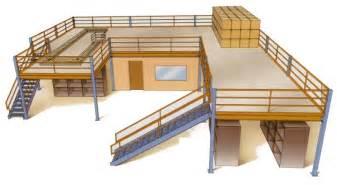 How To Build A Mezzanine storage mezzanines amp plant offices shelving com