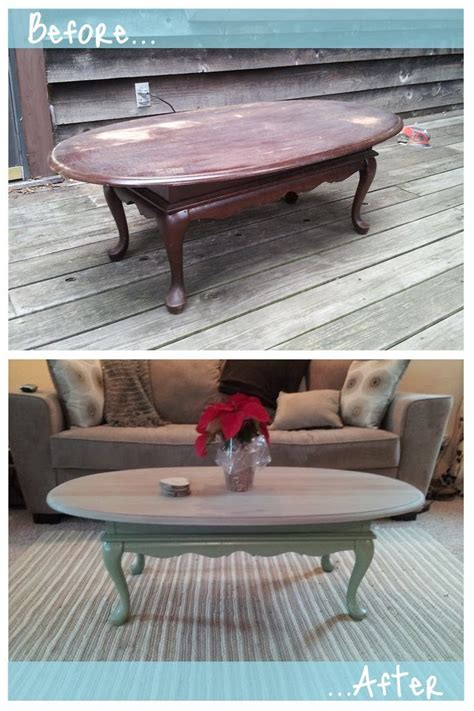 How To Refinish Coffee Table Best 25 Painted Coffee Tables Ideas On Pinterest Coffee Table Refinish Chalk Paint Table And