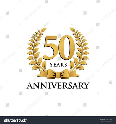 50 yr wedding anniversary 50 years anniversary logo www imgkid the image kid