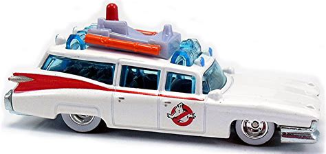 Ecto One Car by Ecto 1 Ghostbusters Car 86mm 2015 Wheels