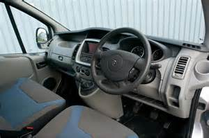 Renault Trafic Seats Renault Trafic Pictures Auto Express
