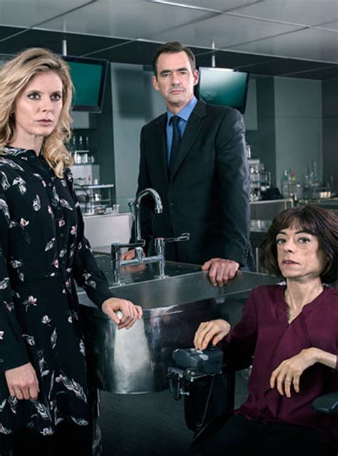 Shock Attack silent witness liz carr attacked stabbed in the