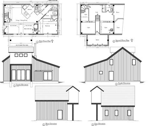 floor plans and elevations of houses draw an elevation diy