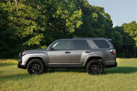 Toyota 2019 Forerunner by 2019 Toyota 4runner Welcomes Nightshade Edition Trd Pro