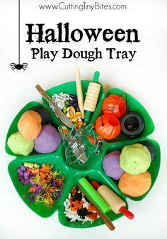 Halloween Play Dough Mats And Play Dough On Pinterest