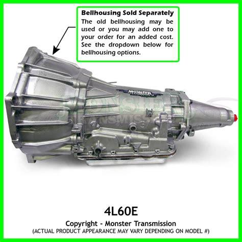 4l60e 4l65e Transmission High Performance 4 8 5 3 Ls1 6 0l