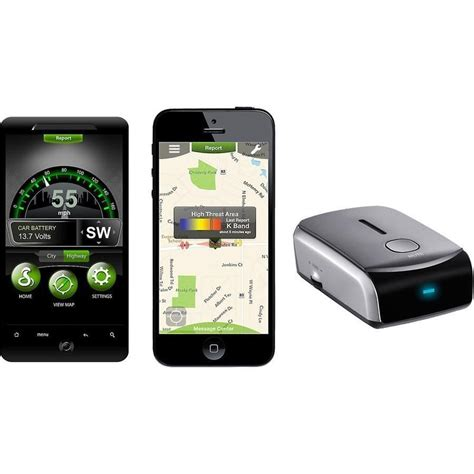android ipod cobra iradar irad 900 atom bluetooth radar detector for iphone ipod android 4 5 ebay