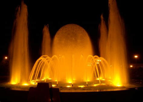 Water Fountains With Lights Par 56 Light Fixtures