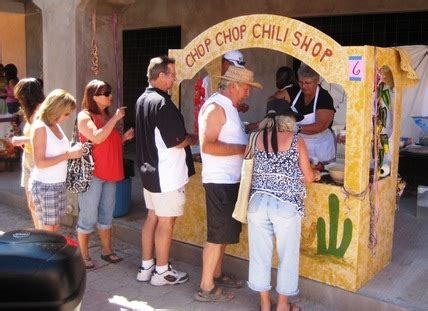booth themes chili cookoff booth themes for chili cook off booth veneers pic
