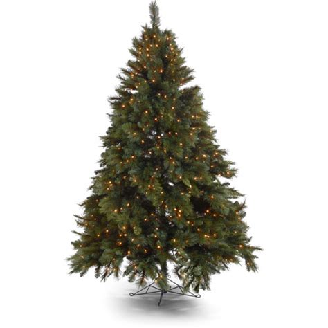 holiday time prescott pine artificial christmas tree with