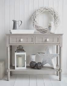 oxford grey console table decorate your home in greys and