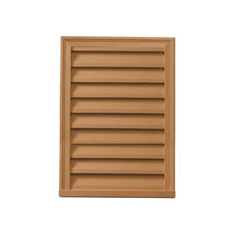 fypon gable vents fypon 20 in x 30 in x 2 in polyurethane timber